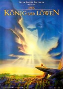the lion king poster de
