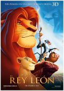 the lion king poster es