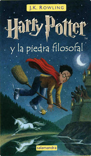 harry potter spanish