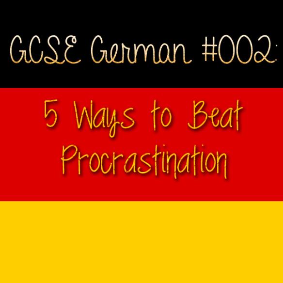 GCSE German 002