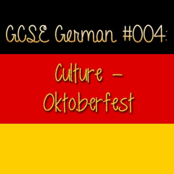 GCSE German 004
