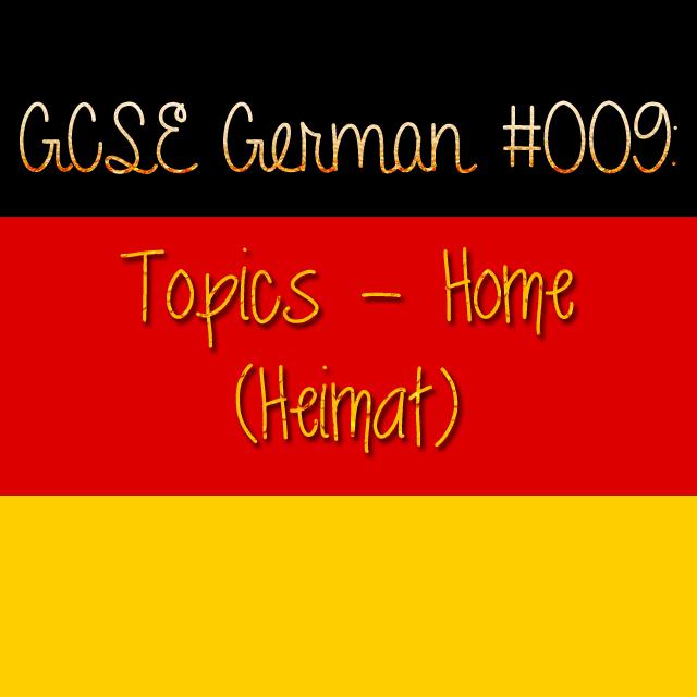 GCSE German 009