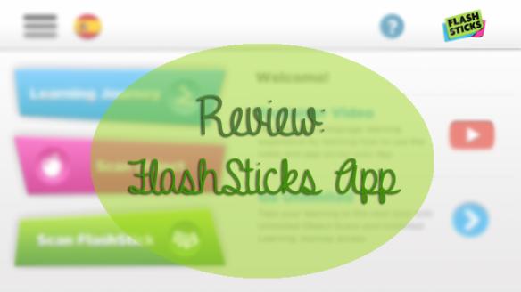 Review FlashSticks App