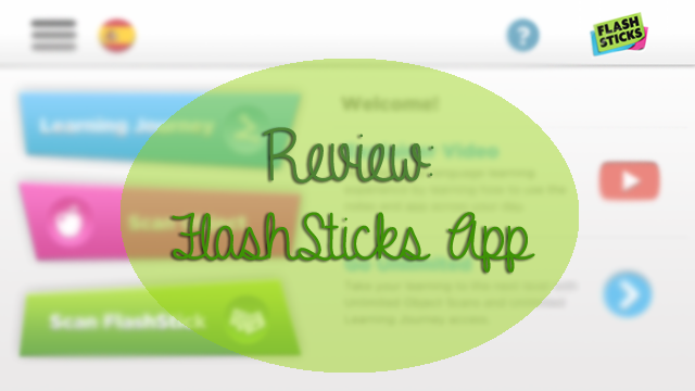 Review FlashSticks App