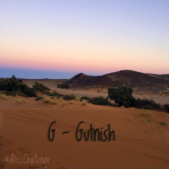 Gutnish | A-Z of Endangered Languages | 学习Sprachen