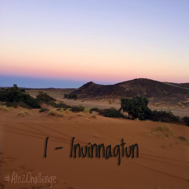 Inuinnaqtun | A-Z of Endangered Languages | 学习Sprachen
