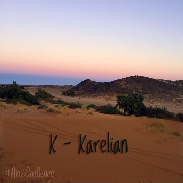 Karelian | A to Z of Endangered Languages | 学习Sprachen