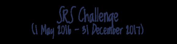 SRS Challenge | 学习Sprachen