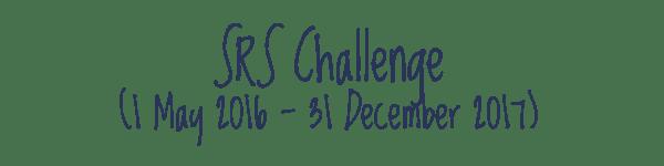 SRS Challenge   学习Sprachen