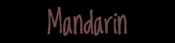 Mandarin | 学习Sprachen