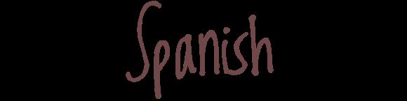Spanish | 学习Sprachen