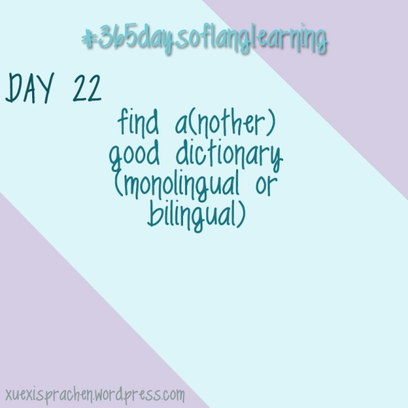 #365daysoflanglearning - Day 22