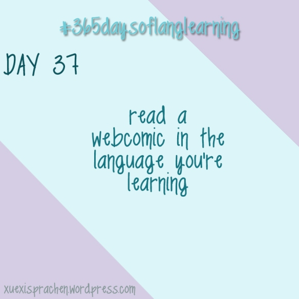 #365daysoflanglearning - Day 37