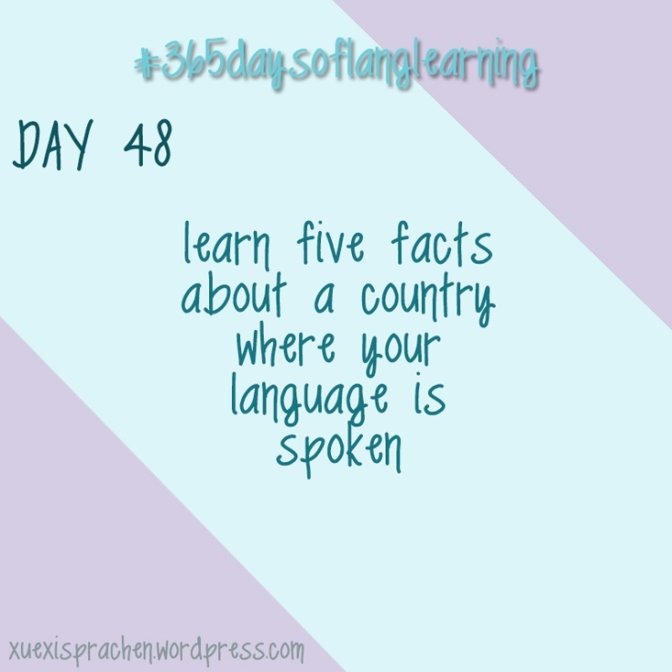 #365daysoflanglearning - Day 48